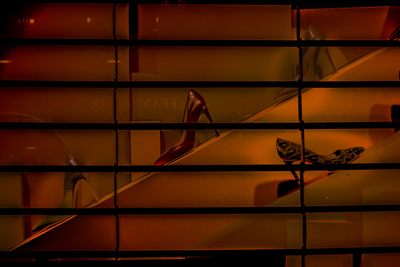 Shoes Behind Bars